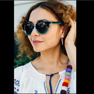 39d302b4ca6 Tory Burch Accessories - Tory Burch Panama Sunglasses
